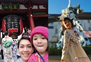พาลูกเที่ยวต่างประเทศ Tokyo, Japan Trip 2019