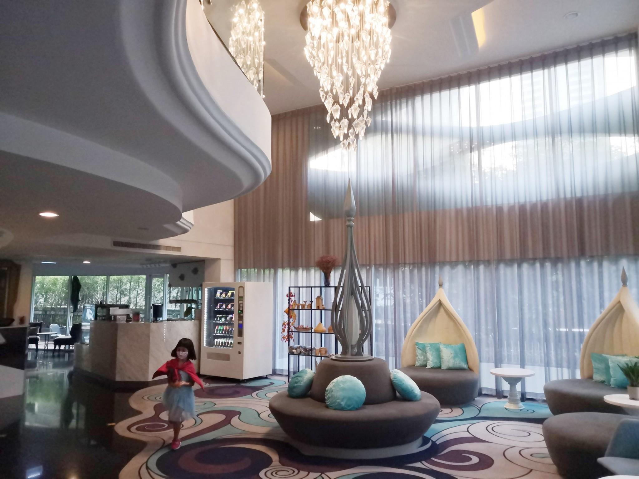 02_Anajak Bangkok Hotel_Lobby