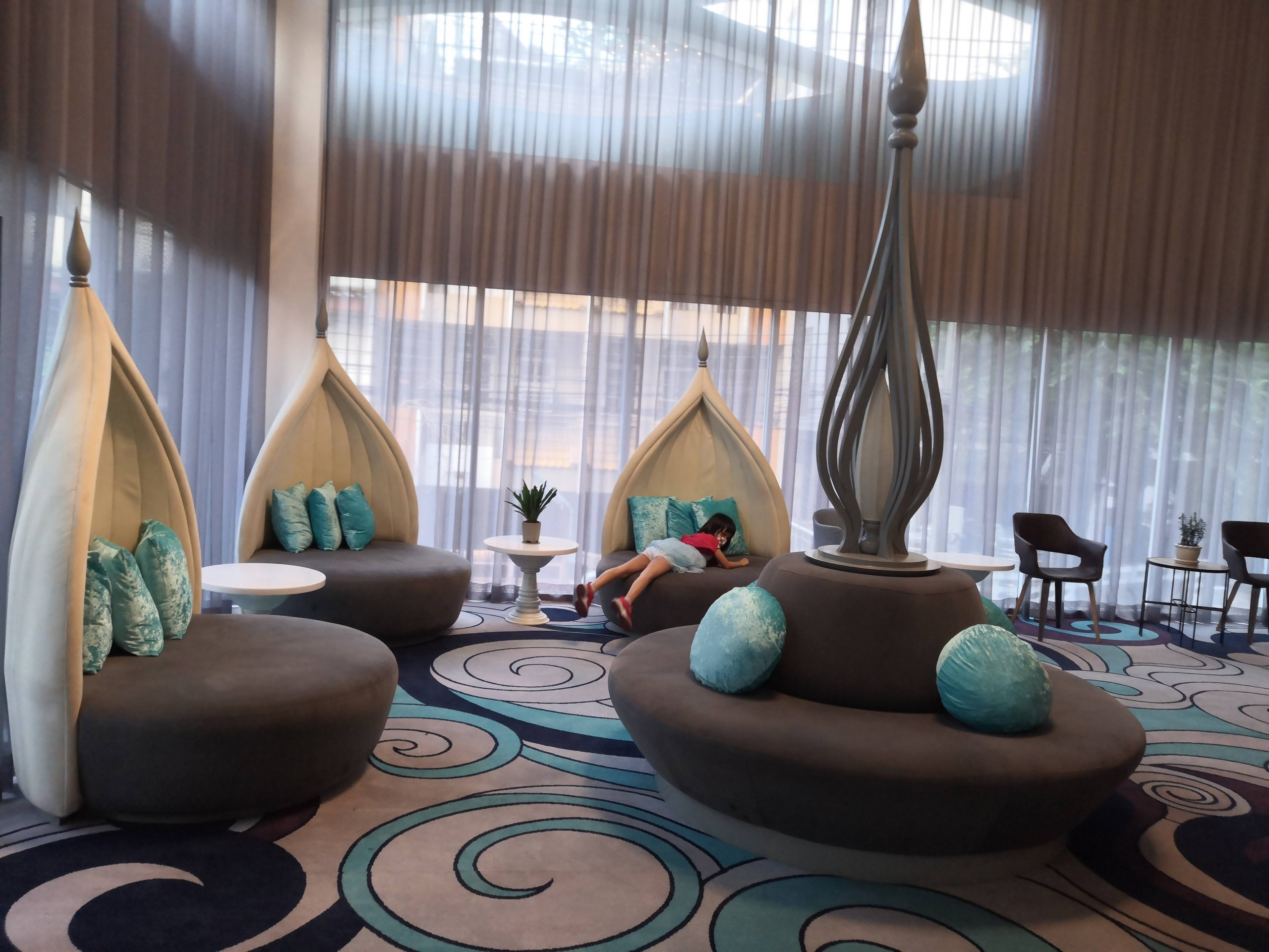 05_Anajak Bangkok Hotel_Lobby