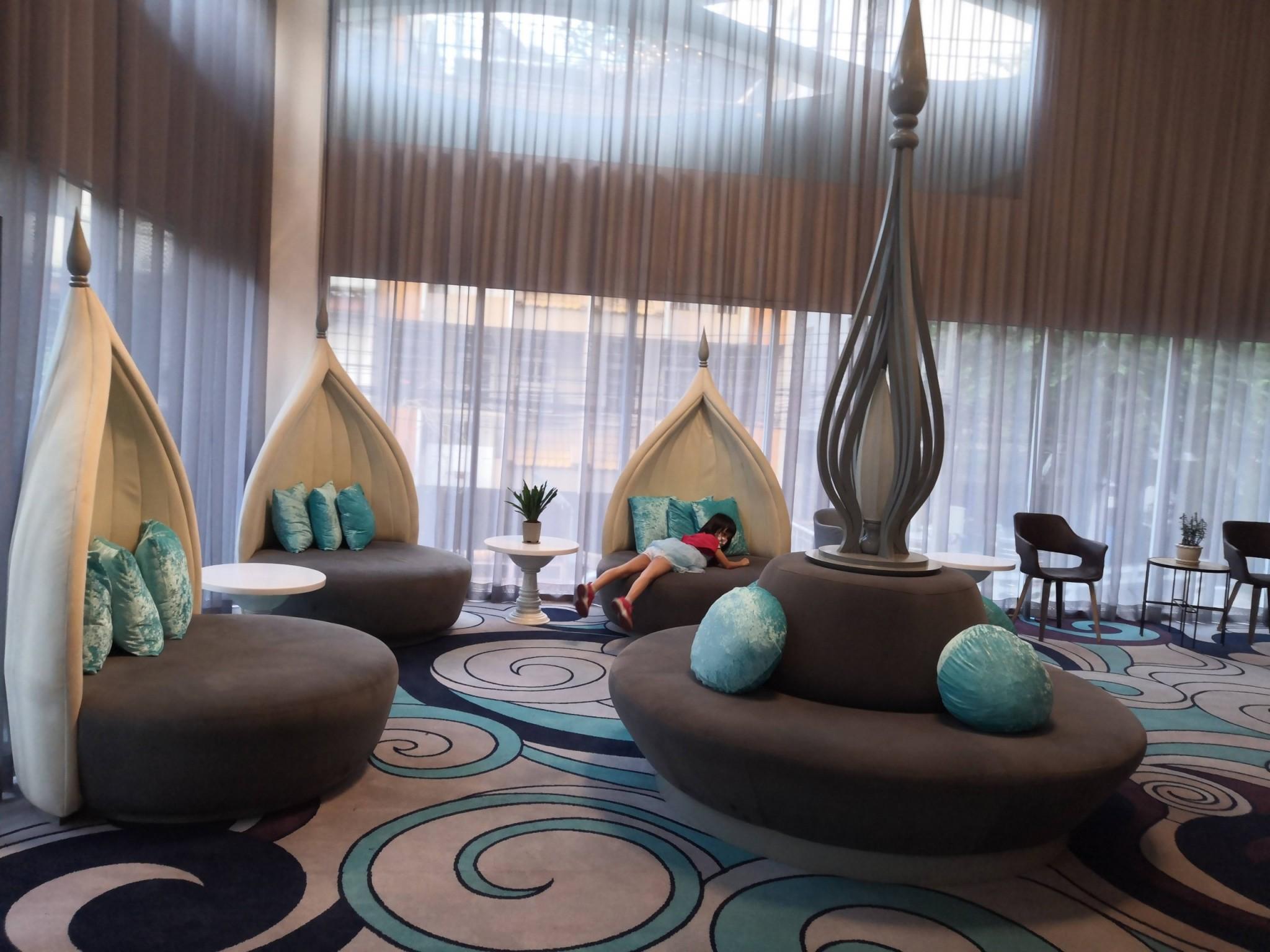 03_Anajak Bangkok Hotel_Lobby