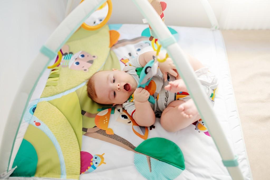 ของเล่นเสริมพัฒนาการเด็กแรกเกิด-2-เดือน โมบาย
