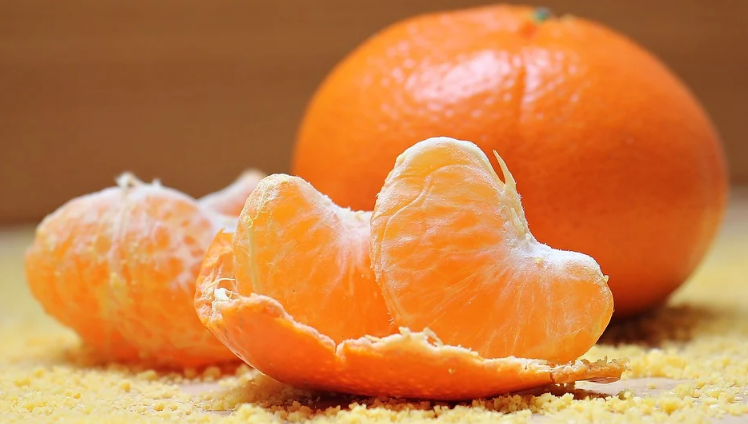 อาการคนท้อง 4 เดือน อาหารบำรุงครรภ์ ส้ม
