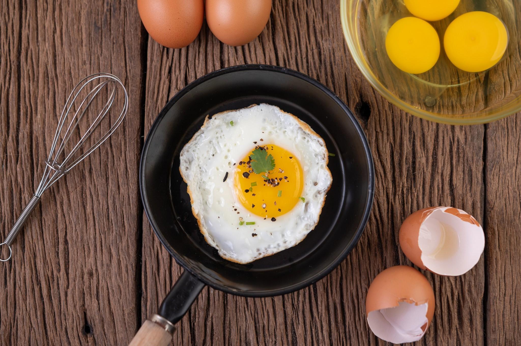 อาหารบำรุงครรภ์ โปรตีน ไข่