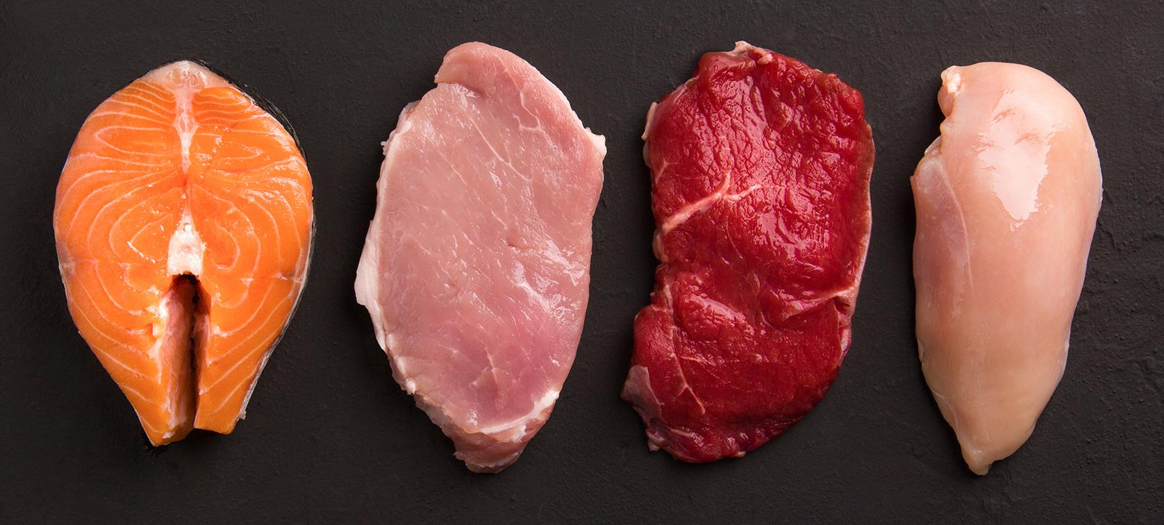 อาหารบำรุงครรภ์-5-เดือน-โปรตีน-เนื้อหมู-วัว-ไก่