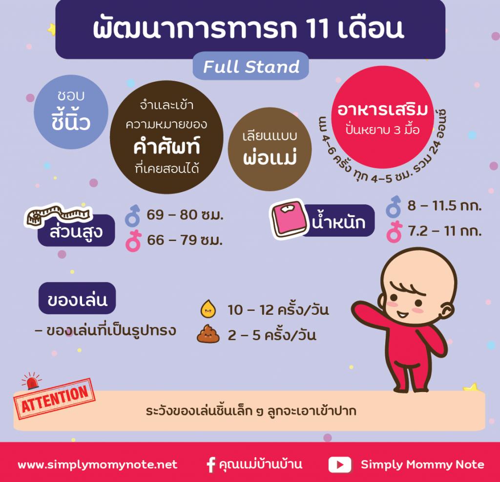 พัฒนาการทารก 11 เดือน-01