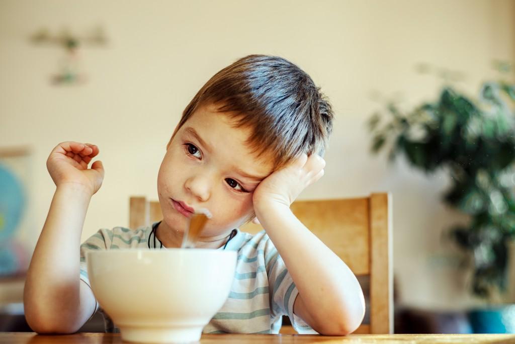 ลูกไม่ยอมกินข้าว-ลูกเบื่ออาหาร