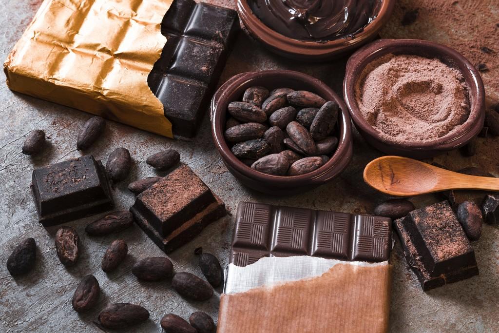 คนท้องกินกาแฟได้ไหม_ช็อกโกแลตและโกโก้