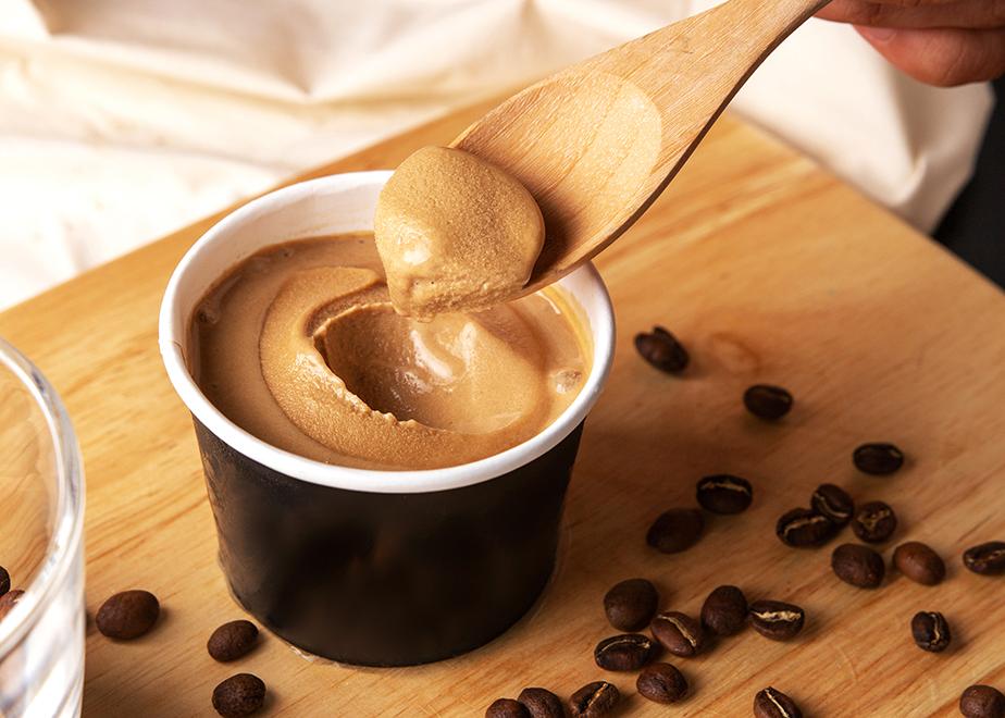 คนท้องกินกาแฟได้ไหม_ไอศกรีมกาแฟ