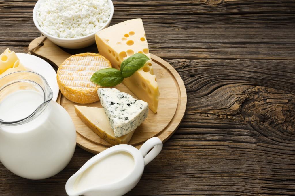อาหารที่ทำให้ท้องผูก_ผลิตภัณฑ์จากนม