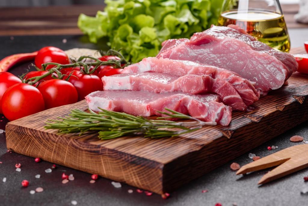 อาหารที่ทำให้ท้องผูก_เนื้อสัตว์