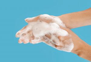 สบู่เหลวล้างมือแบบโฟม