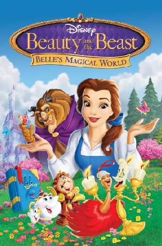 18_Beauty and the Beast_Belles Magical World