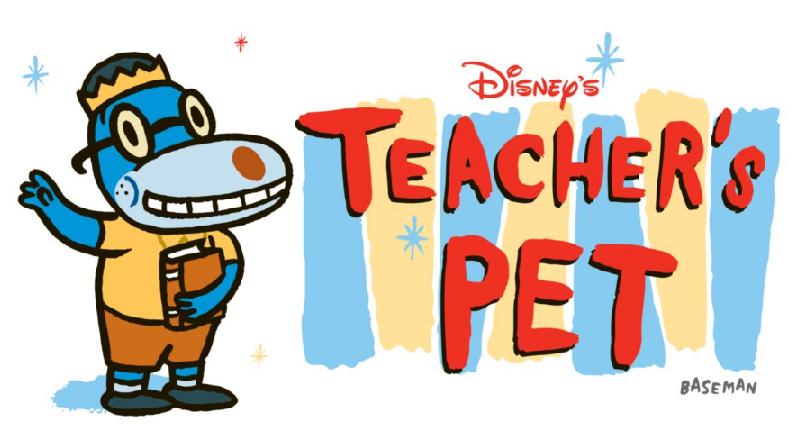 22_Teacher's Pet