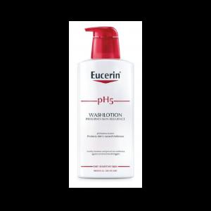 08_สบู่เหลว ครีมอาบน้ำ_Eucerin pH5 Washlotion