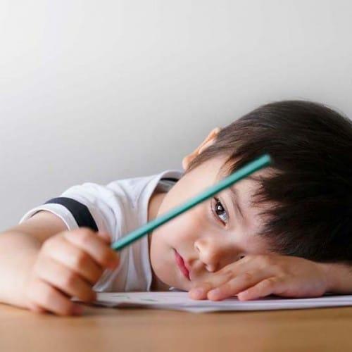 เมื่อลูกรักมีปัญหาการเรียน
