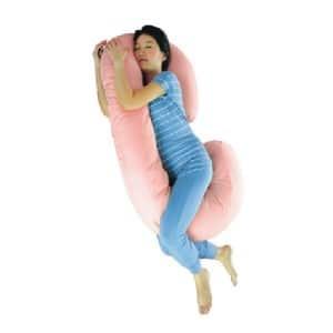 01_หมอนรองให้นม_GLOWY รุ่น Pregnancy Pillow